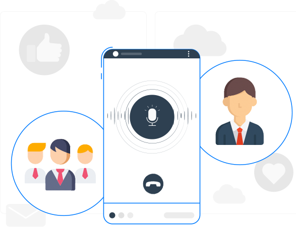 Experience Customer Interactions through Voice
