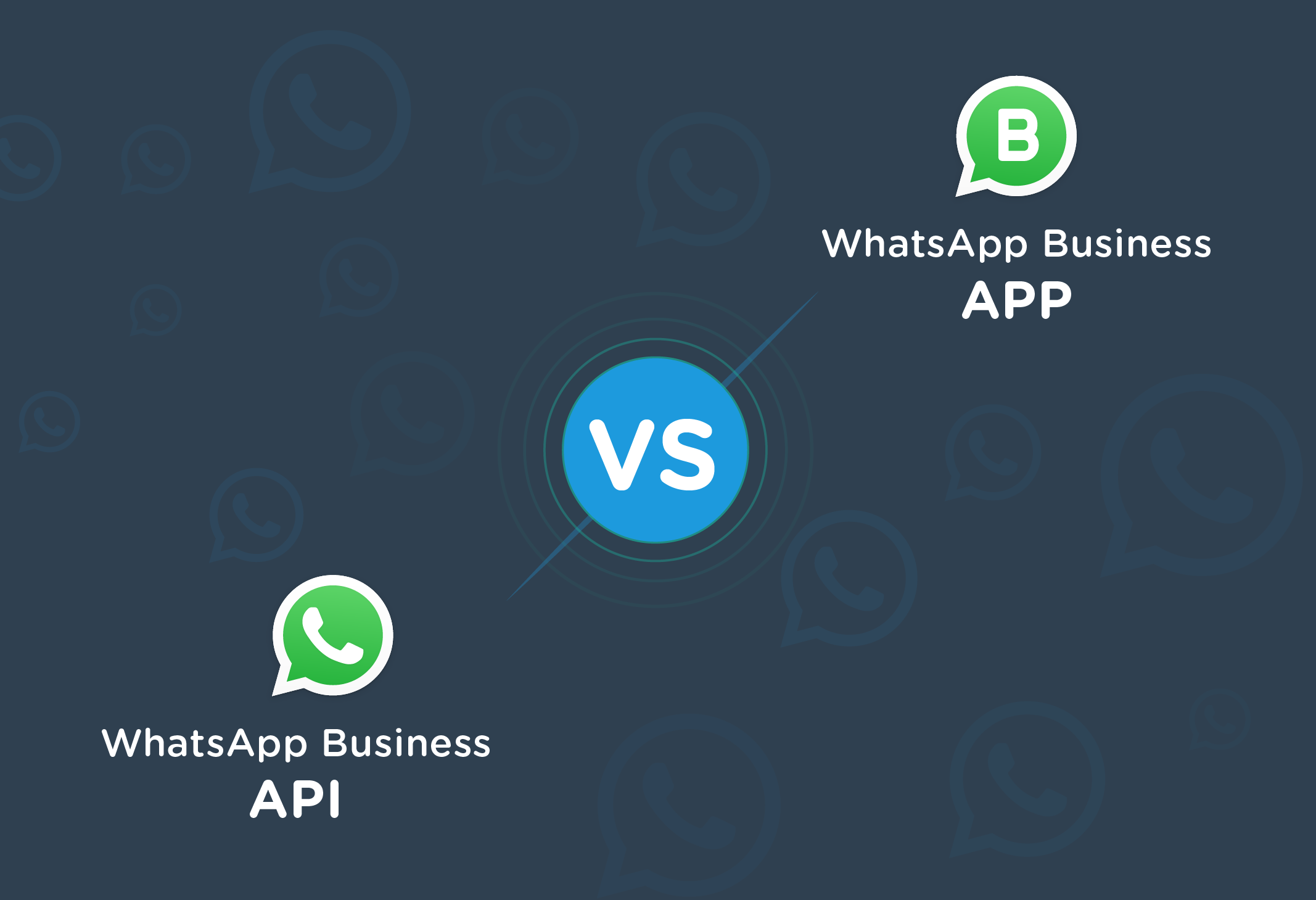 WhatsApp Business API or WhatsApp Business APP – Which is better for your organization?